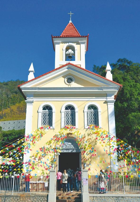 A Capela de Santo Antônio