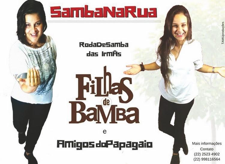 Fim de semana com samba, Barão, Leoni e blues