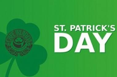 Fim de semana de Saint Patrick's com muitos shots e música celta