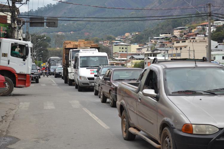Avenida Governador Roberto Silveira (Foto: Arquivo AVS)