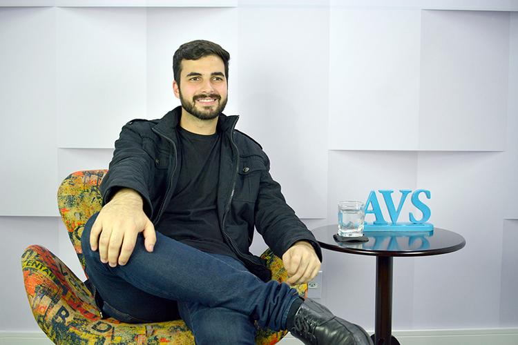 Marcos Marins, secretário municipal de Cultura (Foto: Leo Arturius)
