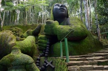 O Jardim do Nêgo: cartão-postal que muito friburguense não conhece (Fotos: Henrique Pinheiro)