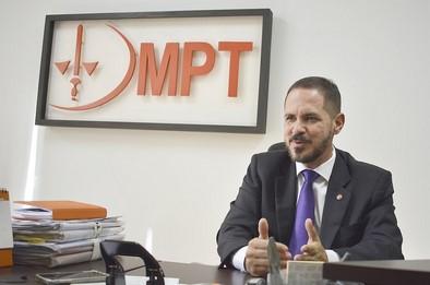"""""""O MP e a imprensa livre são frutos da democracia"""""""