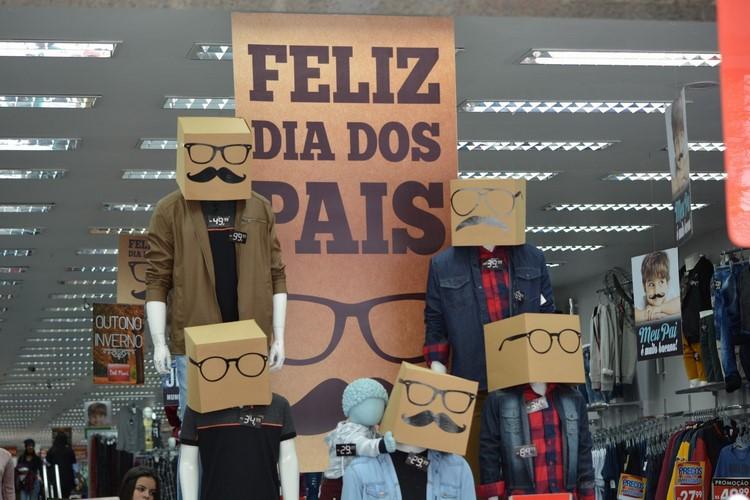 Criatividade nas lojas (Foto: Henrique Pinheiro)