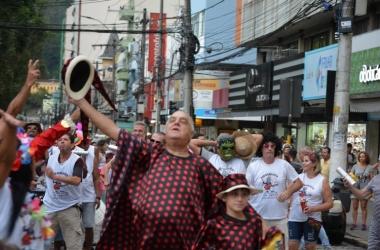 Alegria de carnaval tem mais um dia, nesta terça (Foto: Henrique Pinheiro)