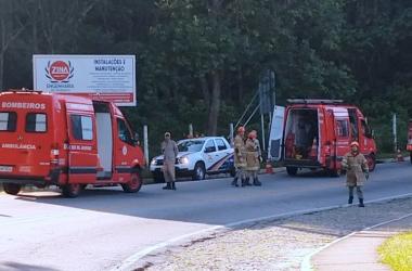 Motorista morre em colisão na RJ-116