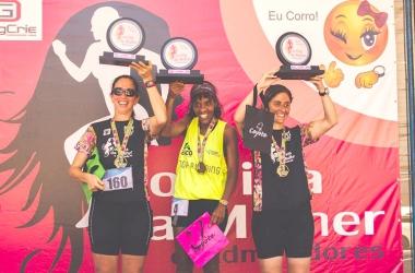 Vitória Régia faturou o título dos dez quilômetros da Corrida da Mulher