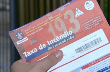 Taxa de Incêndio: notícias sobre boletos falsos são fake news