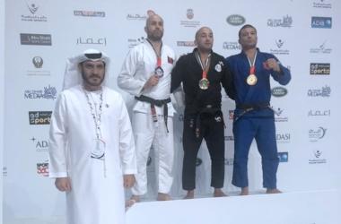 Fábio Moraes conquista o terceiro lugar no World Pro Master 3
