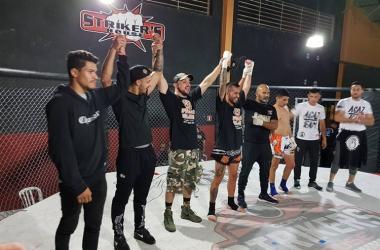 Jorge Coutinho brilha em competição de kickboxing em Curitiba