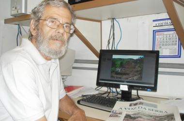 Nosso adeus a Antônio Fernando, jornalista de A VOZ DA SERRA