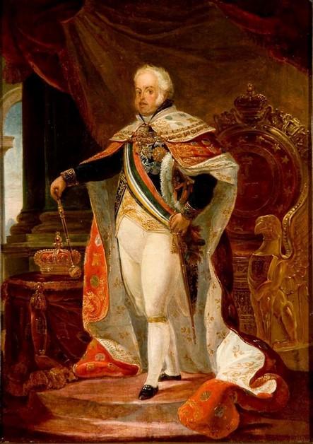 Dom João VI: fundação de colônia suíça por decreto (Reprodução da internet)