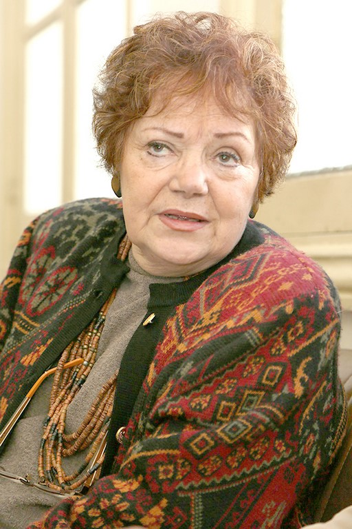 Lilian Barretto (Arquivo AVS)