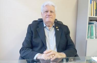 O governador rotário, Aroldo Gonçalves Pereira