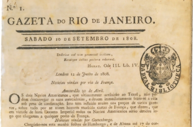A imprensa no Brasil e seus desdobramentos na era tecnológica