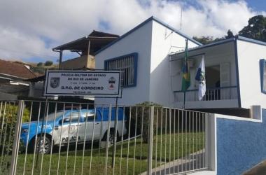A 3ª DPO em Cordeiro (Foto: 11 BPM)