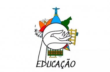 O desenho de Pedro Henrique Lobo (Reprodução da web)