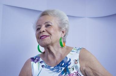 Marly Pinel (Foto: Henrique Pinheiro)