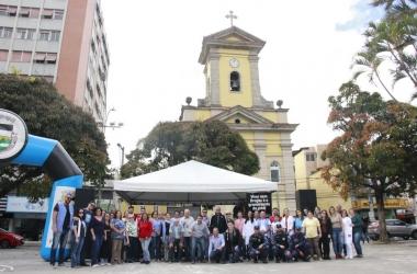 A equipe que participou da ação (Foto: Divulgação Leonardo Vellozo/Secom)