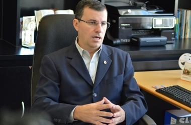Alexandre Cruz, presidente da Câmara (Arquivo AVS)