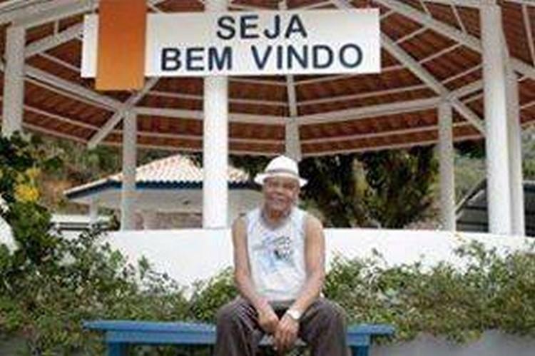 Paulo Roberto no Lar Abrigo Amor a Jesus (Reprodução da internet)