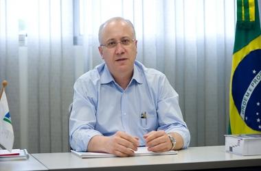 Braulio Rezende, presidente da CDL e do Sincomércio (Arquivo AVS)