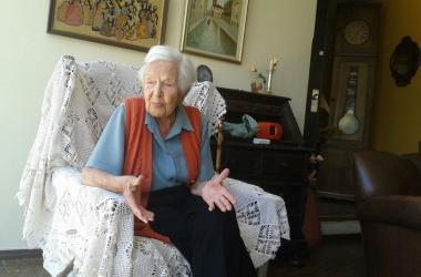 100 anos de dona Brigitte Schlupp e muitas outras celebrações