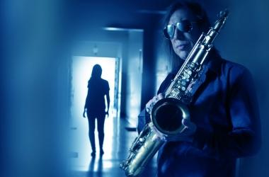 Dose dupla do saxofonista Beto Saroldi em Friburgo