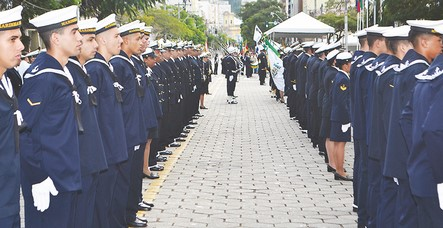 Marinha abre inscrições para escolas de aprendizes-marinheiros