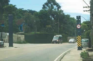 Radar em operação em Mury (Arquivo AVS)