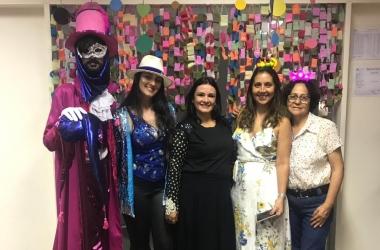 Carnaval Fashion do Espaço da Moda Firjan se inspira na folia pelo mundo