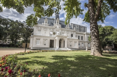 A Casa Firjan, em Botafogo, onde será realizado o debate