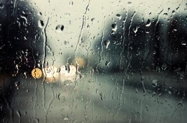 Com fim do horário de verão, uma hora a mais de chuva em Friburgo