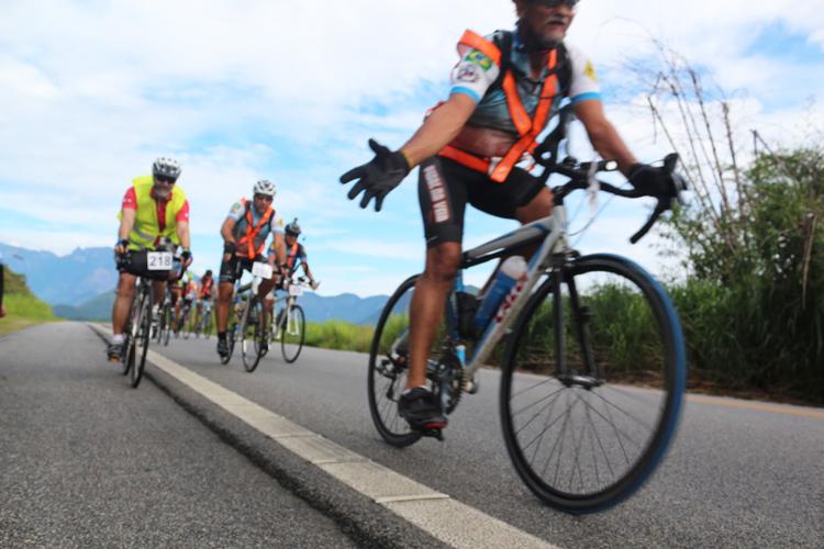 Domingo tem prova de ciclismo na RJ-116, na subida da serra