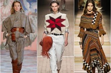 Tendências da moda de Paris e Milão nesta quarta na passarela do Senai