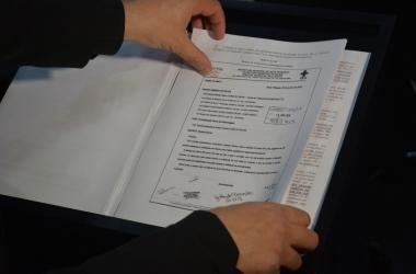 Contratos que estão sob investigação da CPI da Saúde (Arquivo AVS)