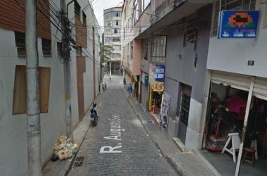 A Rua Augusto Severo (Google Maps)