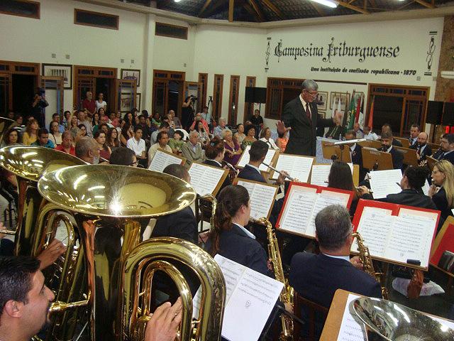 Campesina Friburguense comemora 148 anos de fundação