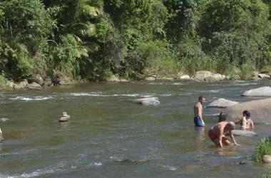 O Encontro dos Rios é muito procurado por turistas (Arquivo AVS/Henrique Pinheiro)