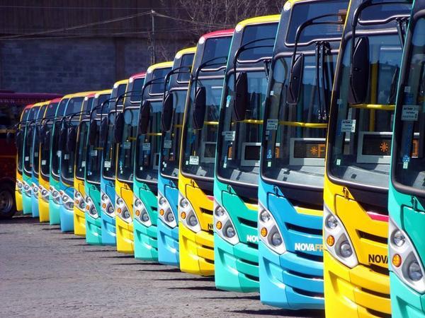 Concessão do transporte público vai a votação na próxima semana