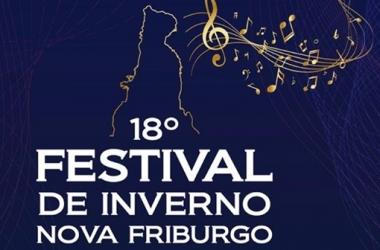 Vem aí o 18º Festival de Inverno de Nova Friburgo