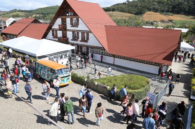 Festival do Chocolate movimenta a cidade com mais de 50 atrações