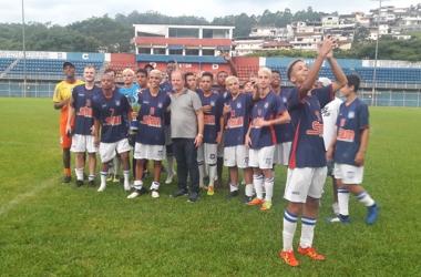 Friburguense foi o grande campeão do Torneio Início Sub-17 no Eduardo Guinle