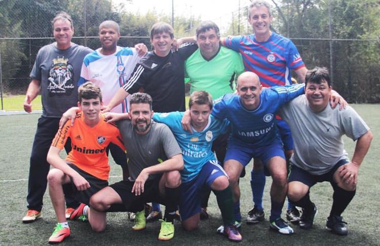 Primeiro encontro, na SEF, reuniu cerca de 50 ex-jogadores de Nova Friburgo