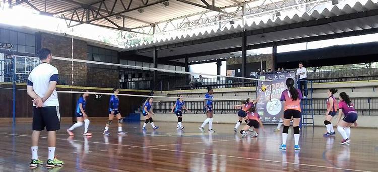 Equipes de Nova Friburgo e região participaram da competição: voleibol municipal foi o maior vitorioso