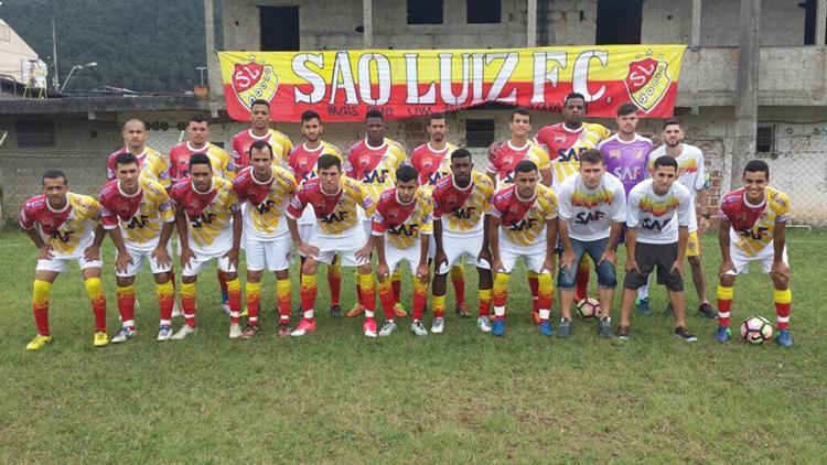 Um dos caçulas deste ano, São Luiz estreou com vitória no Campeonato de Olaria