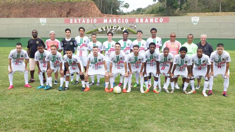 Unidos do Alto é uma das equipes semifinalistas do Municipal Sub-20