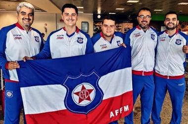 Friburguense participou do Campeonato Brasileiro de Futebol de Mesa em mais uma edição