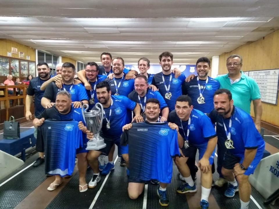 Invicta, SEF fatura Taça Brasil de Bolão e se garante na Alemanha