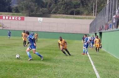 A partida de estreia da Supercopa SAF